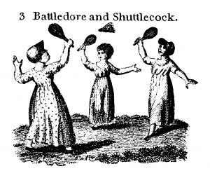Battledore Youthful Sports-1804